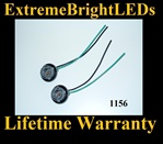 1156 2056 7506 LED Halogen Bulb Signal Light Harness Socket Plug