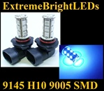 BLUE 9145 9140 H10 9005 SMD LED Fog Light Daytime Running Light Bulbs